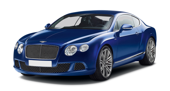 Bentley Continental GT Speed car hire London