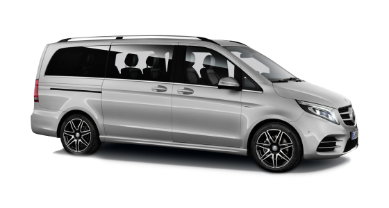 Mercedes V-Class leasing car leasing