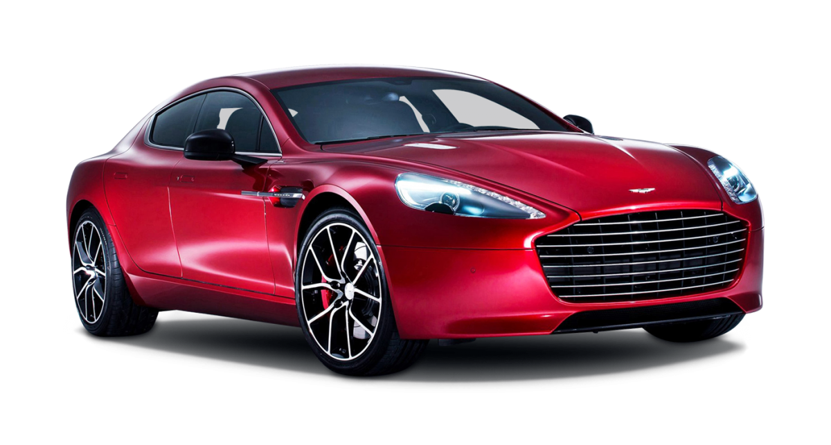 Aston Martin Rapide S Car Hire Front View