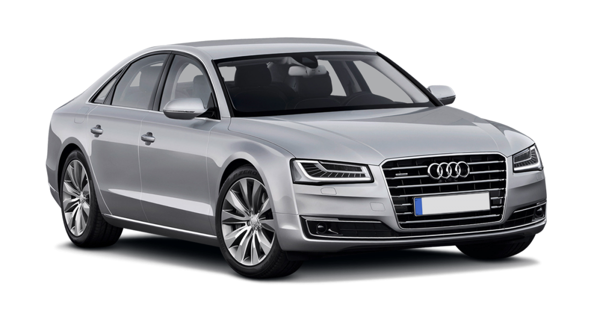 Audi A8 car hire and Audi A8 leasing