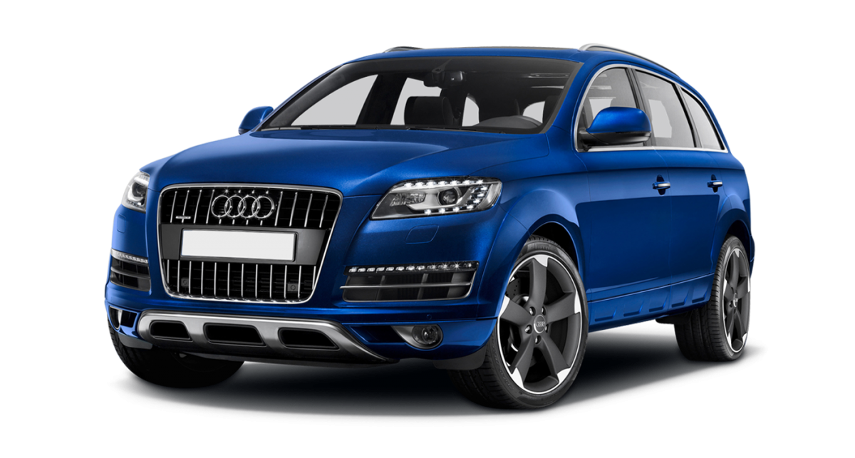 Audi Q7 car hire and Audi Q7 leasing