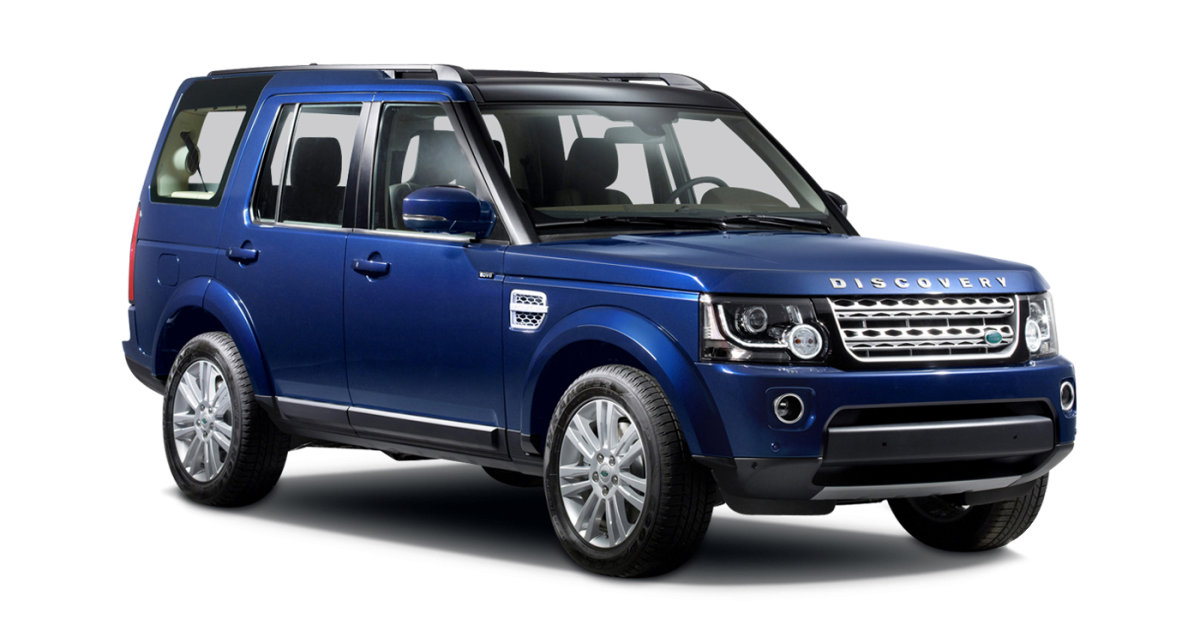 Land Rover Discovery car hire