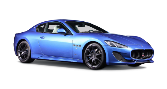 Maserati car hire Maserati Gran Turismo car hire Luxury car hire Wales
