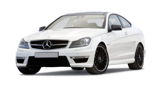 Mercedes car hire Mercedes C63 AMG Coupe car hire Luxury car hire Gatwick Airport