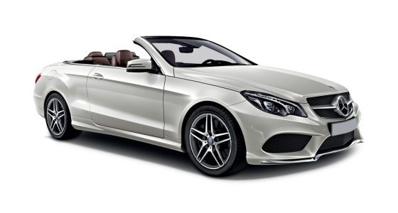 Mercedes car hire Mercedes E-Class Cabriolet car hire Luxury car hire Gatwick Airport