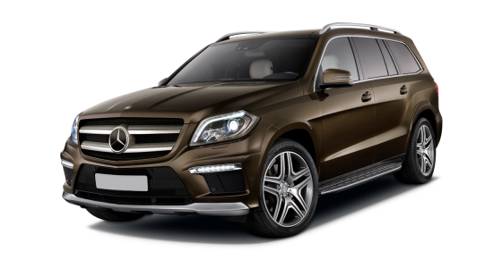 Mercedes GL car hire