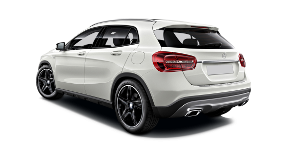 Mercedes GLA leasing car leasing