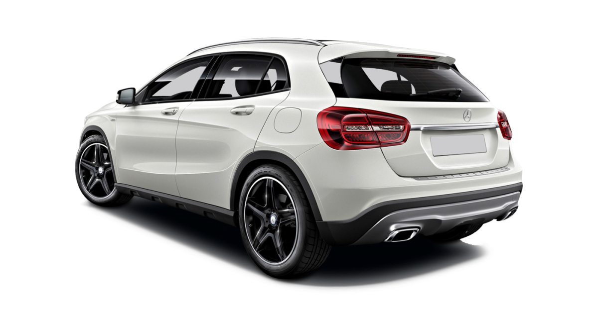 Mercedes GLA leasing