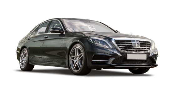 Mercedes S-Class car hire