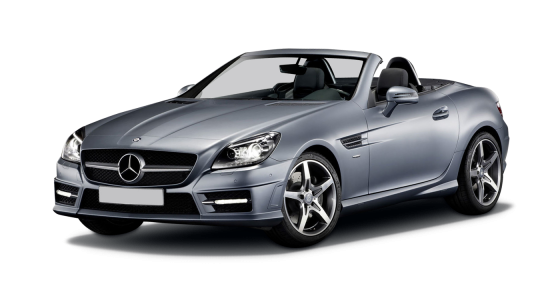Mercedes SLK car hire