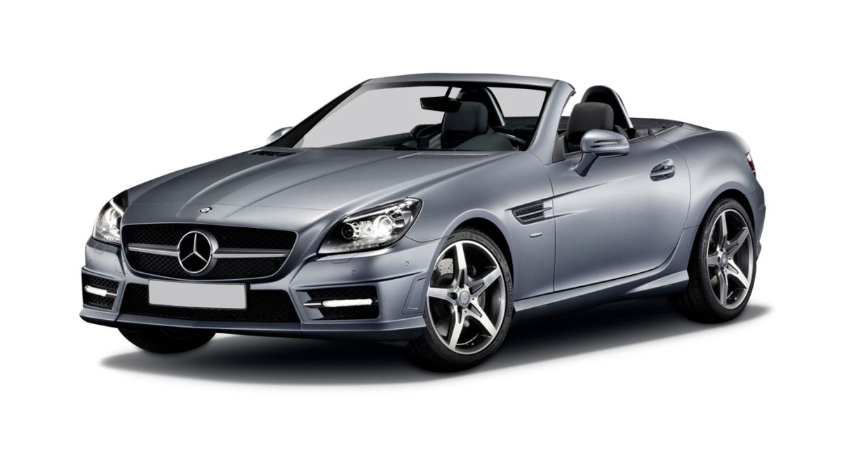 Mercedes SLK car hire and Mercedes SLK leasing