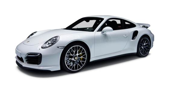 Porsche 911 Turbo car hire