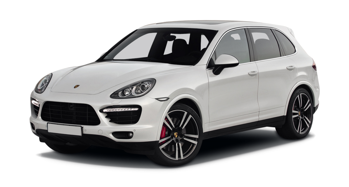Porsche Cayenne S car hire